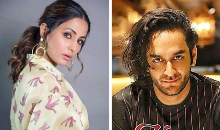 Hina Khan, Vikas Gupta