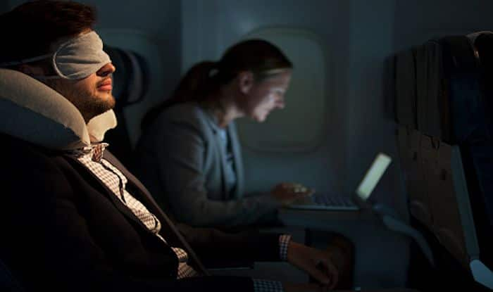 Here's How to Get Proper Sleep on a Long-Haul Flight