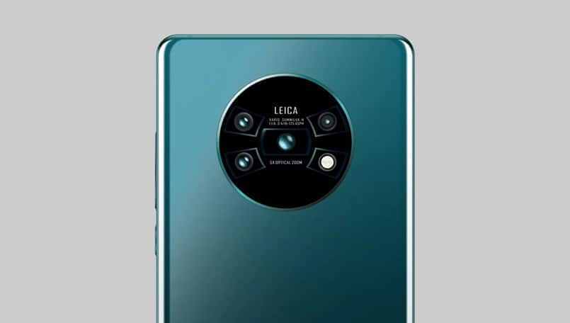 Huawei Mate 30 Pro leaked renders reveal alleged quad camera setup and display design