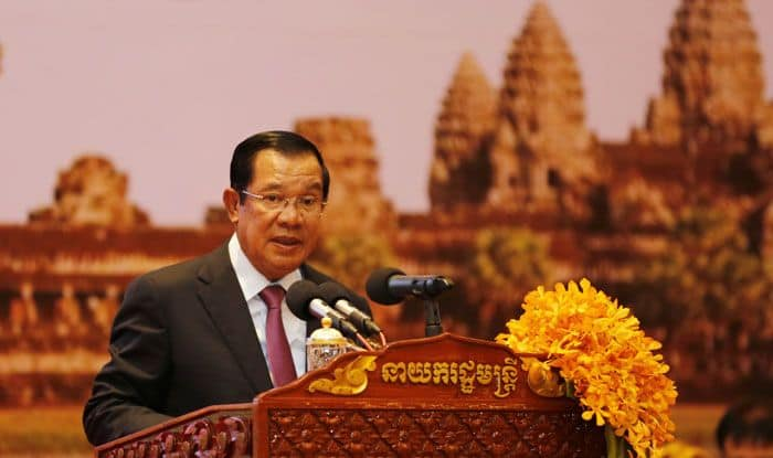 Cambodia, Secret Chinese naval base, Gulf of Thailand, Samdech Techo Hun Sen, Phnom Penh