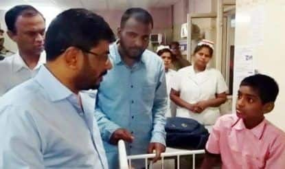 Hyderabad: 40 School Children Admitted to Hospital After Eating Hostel Food