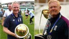Side Effects of Super Over! ICC Takes 'Cheeky Jibe' at Their Own Rules, Trolls English Cricketers After WC Win | PICS