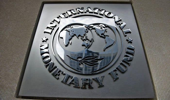 International Monetary Fund, Indian economy, India's growth rate, GDP