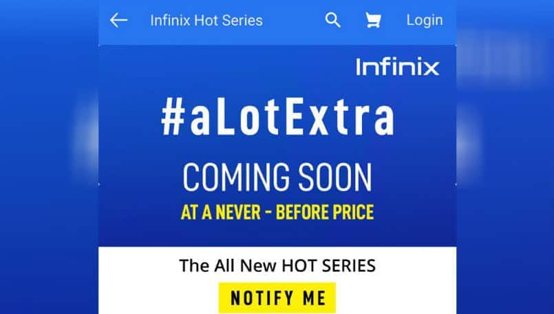 Infinix to launch new Hot series smartphone with four cameras soon: All you need to know