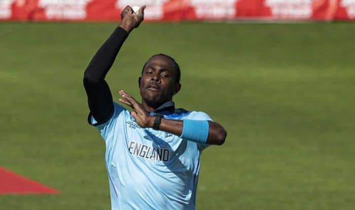 Jofra Archer, ICC Cricket World Cup 2019, England-New Zealand final, Lord's
