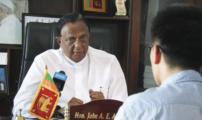 Sri Lanka, John Amaratunga, Entry visa fee, Easter Sunday terror attacks