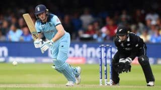 ICC World Cup Final 2019: सुपर ओवर तय करेगा इंग्लैंड व न्यूजीलैंड के बीच कौन होगा विश्व विजेता