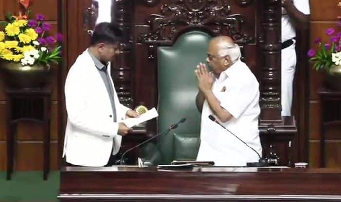 Karnataka Floor Test: Yediyurappa Wins Trust Vote, Speaker Ramesh Kumar Resigns