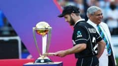 NZ Coach Appeals ICC to Review Rules After Team's Defeat in WC Final, Feels 'Declaring Joint Winners Was An Option'