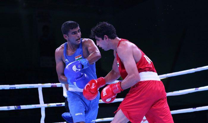 Boxing Federation of India, AIBA Mens World Championships, Ekaterinburg, Russia