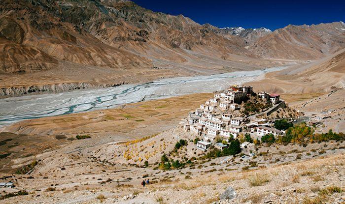 Kaza: A Gateway to The Cold Mountain Desert of Spiti Valley