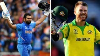 ICC Cricket World Cup 2019 Highest Run-Getter: From Rohit Sharma to David Warner, Shakib Al Hasan to Kane Williamson; Detailed List of Stats