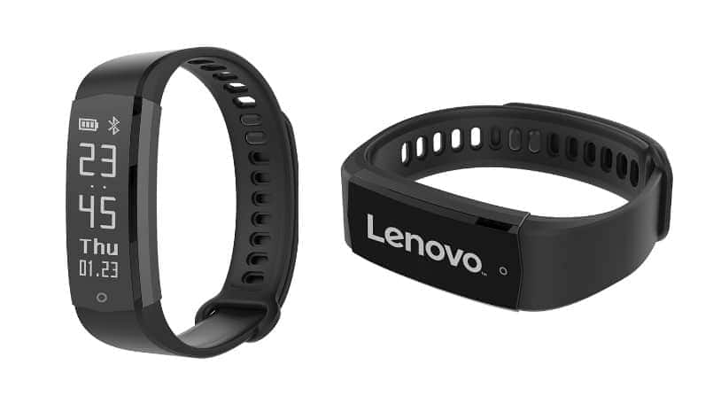 Lenovo Smart Band Cardio 2 launched in India, priced at Rs 1,499