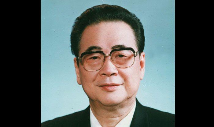 Li Peng, Tiananmen Square, Beijing, Zhou Enlai, Deng Yingchao, Mao Zedong