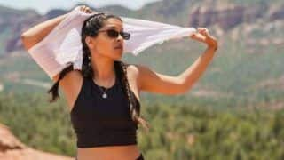Superwoman AKA Lilly Singh Gives 'Magic Mike' Moment as She Vacays in Sedona