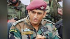 Daddy Duties Begin! Dhoni Meets Ziva After Completing Stint With Indian Army | PIC
