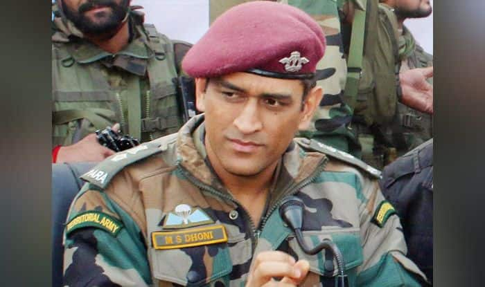 MS Dhoni, MS Dhoni ends stint with Indian Army, Dhoni finishes Army stint, Dhoni-Indian Army, Dhoni meets Ziva after Army camp, Dhoni meets Sakshi, MS Dhoni joins Indian Army, MS Dhoni in Delhi, MS Dhoni Team India, Dhoni back after army schedule