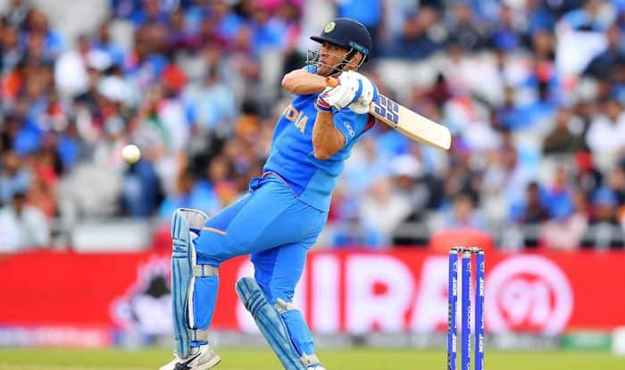 Image result for india vs new zealand world cup 2019 dhoni and jadeja
