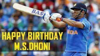 Happy Birthday MS Dhoni: Captain Cool, World's Best Finisher And India's Most Successful Skipper, Wishes Pour in as Thala Turns 38
