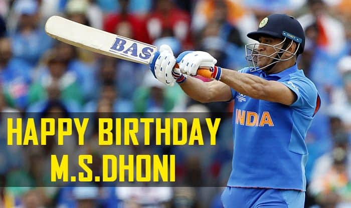 MS Dhoni, MS Dhoni Birthday, Dhoni turns 38, Happy Birthday Dhoni, Happy Birthday MS Dhoni, ICC Cricket World Cup 2019, Team India, MS Dhoni Happy Birthday, Cricket News, MS Dhoni Birthday Wishes, BCCI, Dhoni World Cup 2019, MS Dhoni World Cup