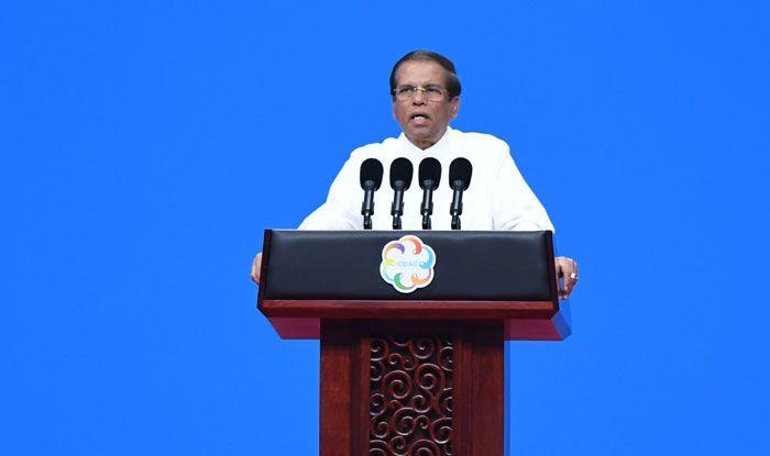 Easter Sunday terror attack, Maithripala Sirisena, Sri Lanka, Capital punishment