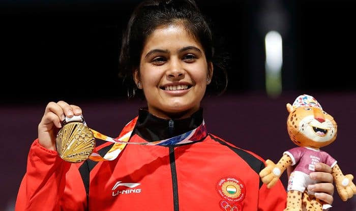 Indian shooter, Manu Bhaker, Political Science, Lady Shri Ram College, Commonwealth Games