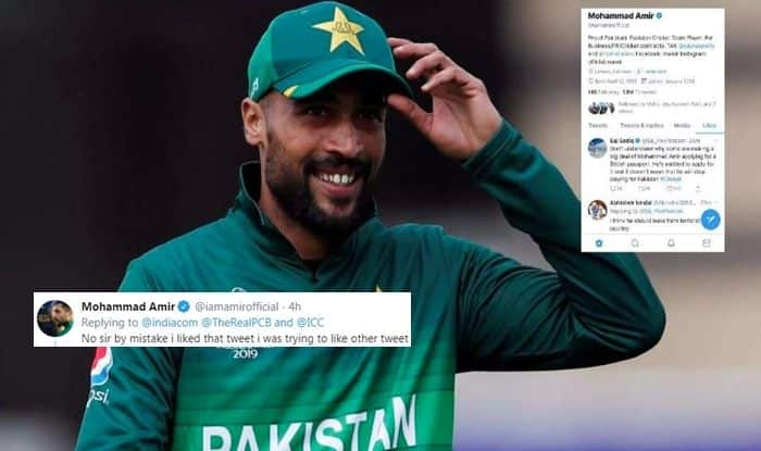 Mohammad Amir Likes Controversial Tweet, Mohammad Amir confesses mistake, Mohammad Amir makes confession, Should Leave This Terrorist Country, Mohammad Amir retirement, Mohammad Amir retires, Pakistan Cricket Team, Cricket News, British Passport