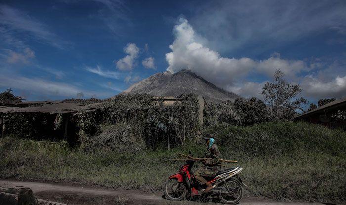 Indonesia, Mount Kerinci volcano, Sumatra Island, Jakarta