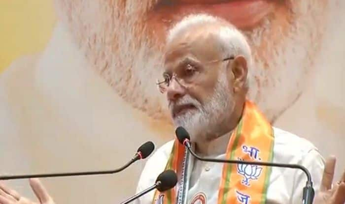 'Whatever we Promised in Sankalp Yatra Should Get Reflected in Our Vision of Future', PM Modi Tells BJP MPs in Parliamentary Meet