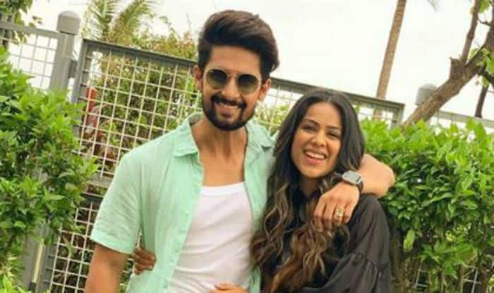 Nia Sharma and Ravi Dubey