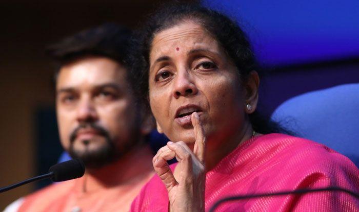 Nirmala Sitharaman, Bad loans, Commercial banks, Public sector banks