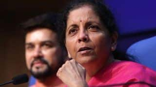 Delhi Govt Should Work Harmoniously With the BJP-led Centre, Says Nirmala Sitharaman