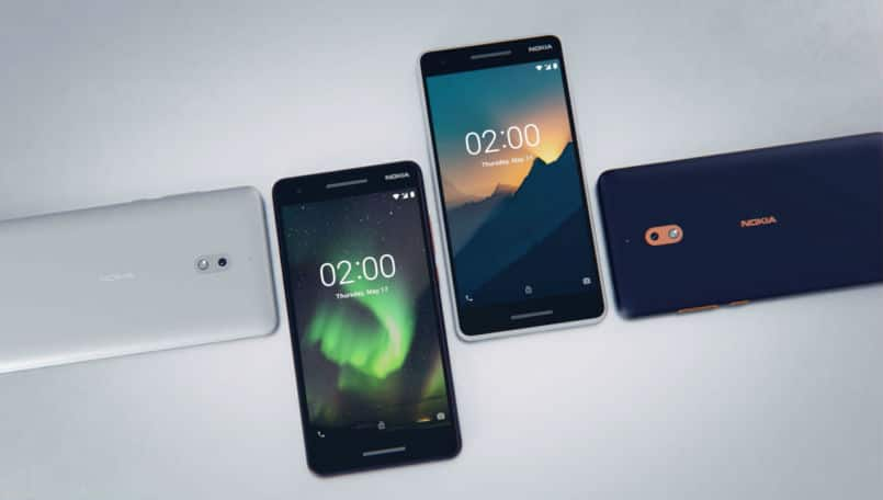 Nokia 2.1 update rolling out in India with the latest July 2019 Android Security patch