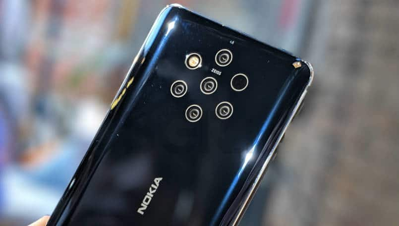 Nokia 9 PureView put through a durability and bend tests on YouTube video