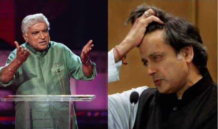 Not Ghalib! Javed Akhtar Schools Shashi Tharoor Upon Crediting Wrong Lines to Poet's Name
