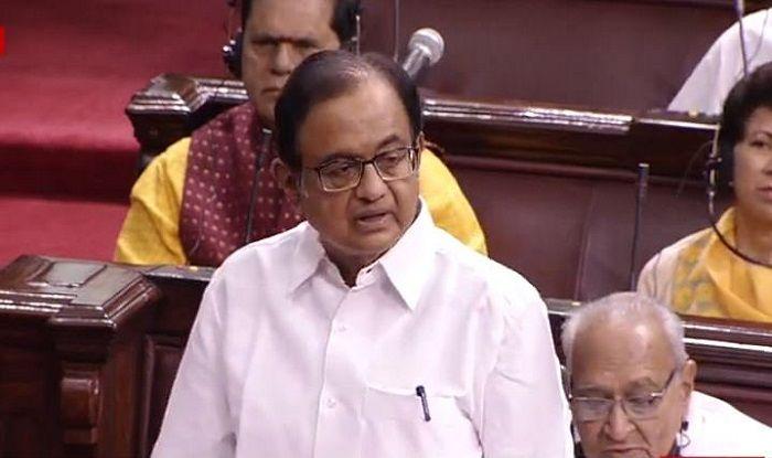'Democracy is Suffering a Blow': P Chidambaram Speaks on Karnataka, Goa BJP Coup