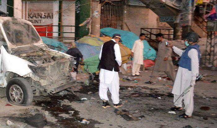 Pakistan bombing, Quetta, Imran Khan, Baloch separatists, Taliban