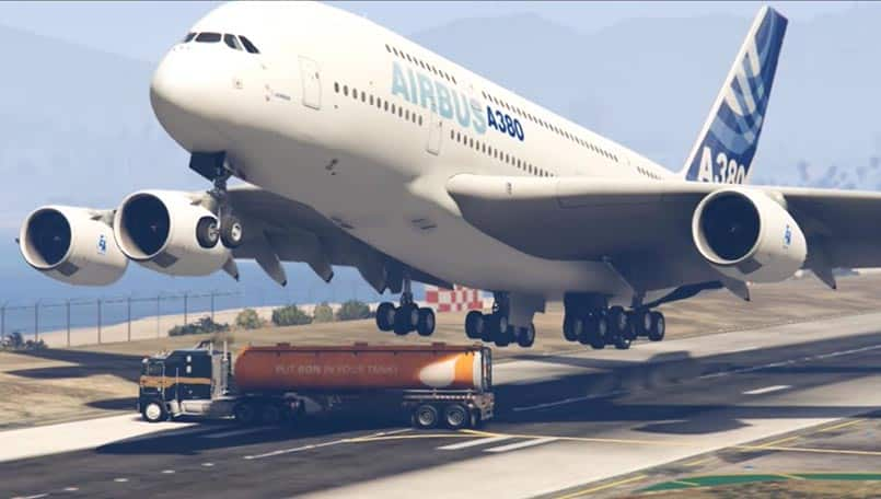 Pakistan minister confuses GTA V video for real life; praises pilot for great flying