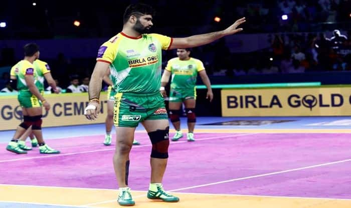 Highlights Telugu Titans vs Patna Pirates, Pro Kabaddi League 2019 Highlights From Gachibowli Indoor Stadium. Also Check Telugu Titans vs Patna Pirates live match score, live streaming of HYD vs PAT, HYD vs PAT Points, HYD vs PAT Playing 7, Time in IST and Watch HYD vs PAT on Star Sports on TV and Online Streaming on Hotstar in India.