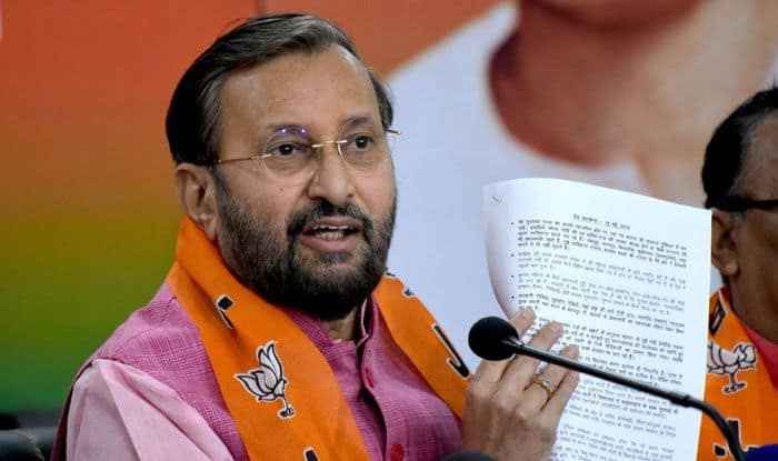 Banning of Unregulated Deposit Schemes Bill, Union Cabinet, Illicit deposit, Prakash Javadekar