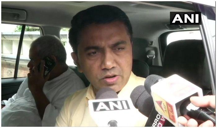 'Central Leadership to Take Decision on Portfolio Allocation,' Says Goa CM Pramod Sawant