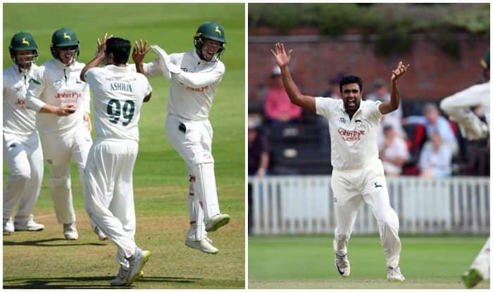 Ravichandran Ashwin, Ravichandran Ashwin picks six wickets against Surrey, Ravichandran Ashwin wickets for Nottinghamshire, Cricket News, County Championship, Nottinghamshire vs Surrey, Trent Bridhe, Indian Cricket Team, NOTT vs SURR, NOT vs SUR