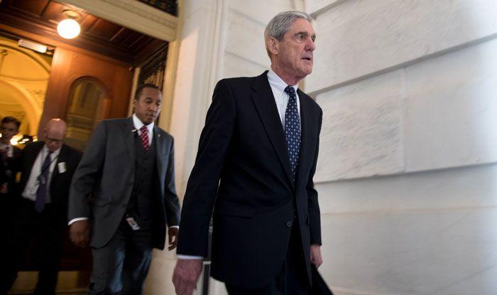 Robert Mueller, Donald Trump, Russian interference, 2016 US presidential election, FBI
