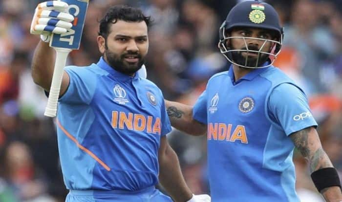 Rohit Sharma, Virat Kohli, Rohit-Kohli World Record, Kohli-Rohit ODI Record, Kohli-Rohit Partnership Record vs West Indies, Rohit-Kohli ODI World Record, India vs West Indies 2019, India tour of West Indies 2019, Cricket News, Rohit Sharma-Virat Kohli, Rohit-Kohli vs WI 2nd ODI, Trinidad, Team India, Kohli-Rohit ODI Record
