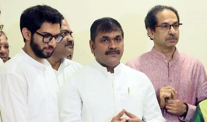 Mumbai NCP President Sachin Ahir Joins Shiv Sena Ahead of Maharashtra Polls