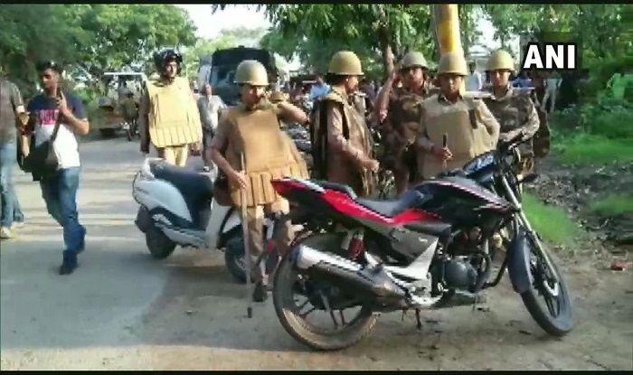 UP: 2 Cops Killed in Sambhal After Criminals Open Fire at Jail Van, Two Prisoners Escape