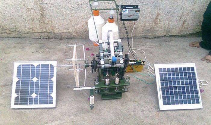 Solar Charkha Scheme