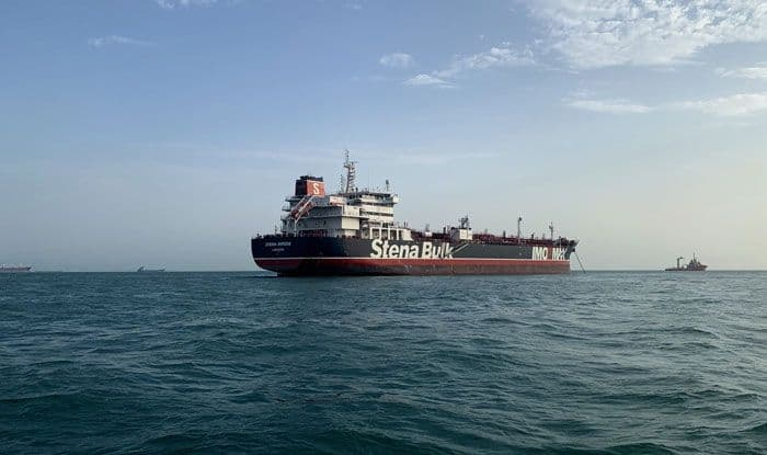 Ukraine, Russian tanker, Kerch Strait incident, Nika Spirit, Ukrainian Security Service