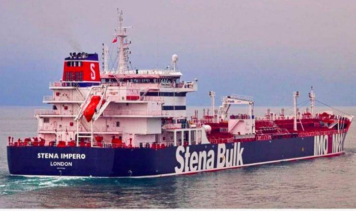 Indian Embassy, Tehran, Stena Impero, Seized oil tanker, Iran, Iranian revolutionary guards