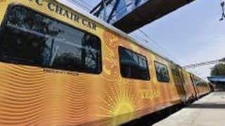 A First: Tejas Express Gets Late, IRCTC to Pay Rs 1.6 Lakh Compensation to Passengers